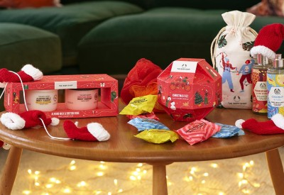 Get Your Gifts From The Body Shop To Help End Domestic Violence