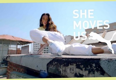 PUMA Sets To Change The Narrative With Female Success Stories For Their Latest Campaign