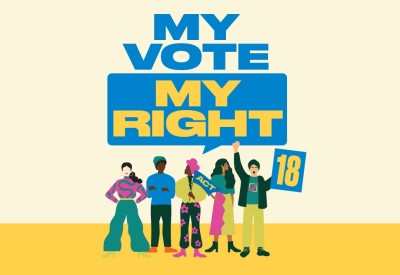 Sign The Body Shop's My Vote My Right18 Petition To Lower The Voting Age!