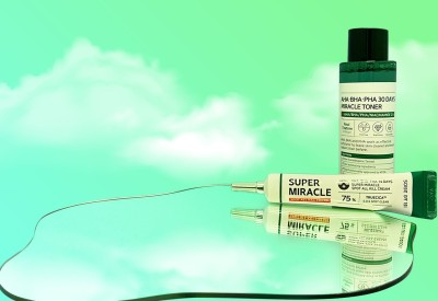 For Sebum, Spots & Sensitive Skin: Try these products from Threebs!