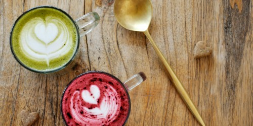 Cut Down On Coffee With These Alternative, Superfood Lattes
