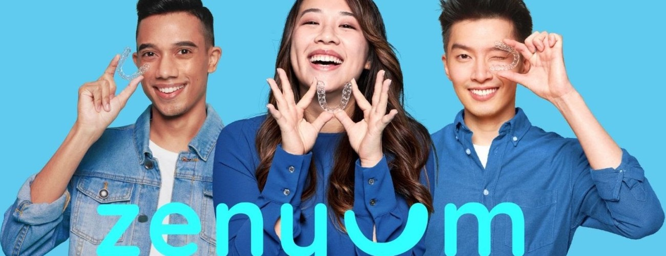 Clear, Affordable & Convenient: Introducing Dental Startup Zenyum's Invisible Braces