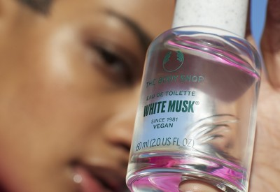 Update Your Perfume Wardrobe With The Body Shop's White Musk Fragrance