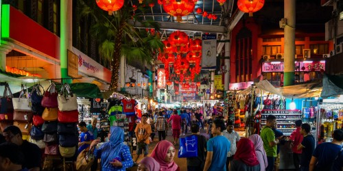 Forming A Cultural Identity In Multicultural Malaysia