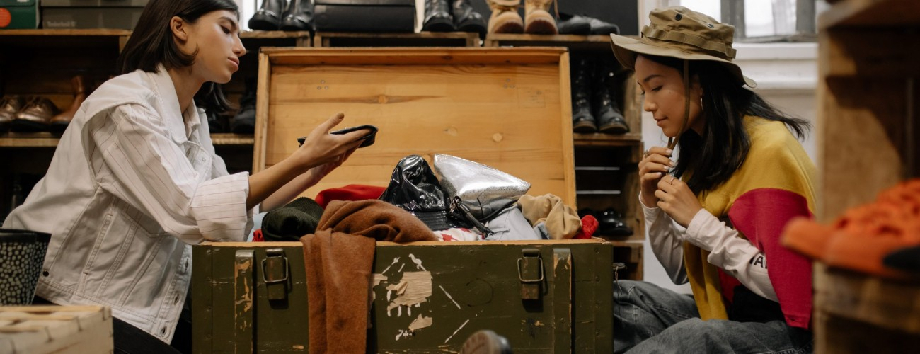 #SecondHandSeptember: 4 Online Marketplaces To Buy & Sell Pre-Loved Items