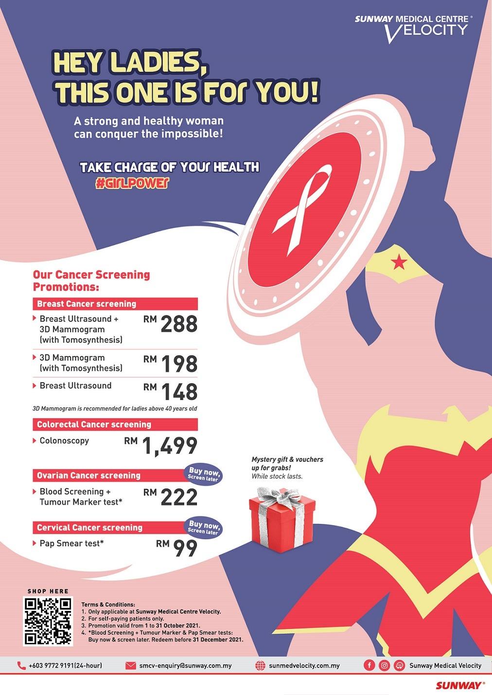 #GIRLPOWER: SMCV Spotlights Women's Health & Wellbeing This Breast Cancer Awareness Month